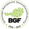 Logo Betriebliche Gesundheitsförderung