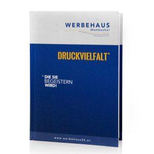 Notizbuch Hardcover Vorderansicht