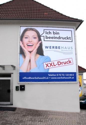 XXL-Werbung Werbehaus