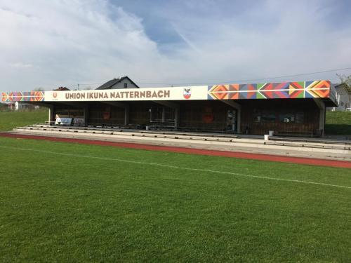 Sportplatztafel Union Natternbach